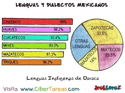 Lenguas Indigenas de Oaxaca-Lenguas y Dialectos Mexicanos