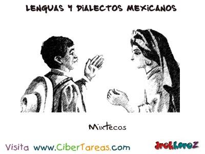 Mixtecos-Lenguas y Dialectos Mexicanos