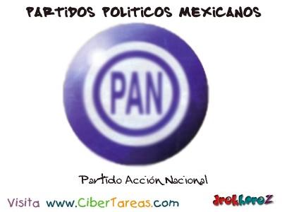 Partido Accion Nacional-Partidos Politicos Mexicanos