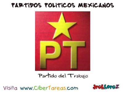 Partido del Trabajo-Partidos Politicos Mexicanos