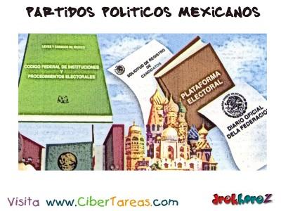 Partidos Politicos Mexicanos