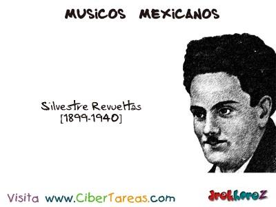 Silvestre Revueltas-Musicos Mexicanos