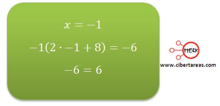 metodo algebraico por factorizacion 8