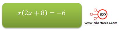 metodo algebraico por factorizacion