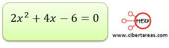 metodo algebraico por formula general 4