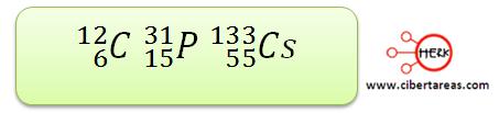 numero masa simbologia