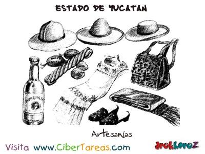 Artesanias-Estado de Yucatan