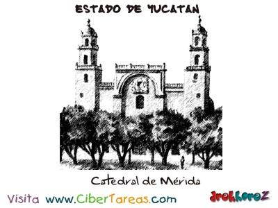 Catedral de Merida-Estado de Yucatan