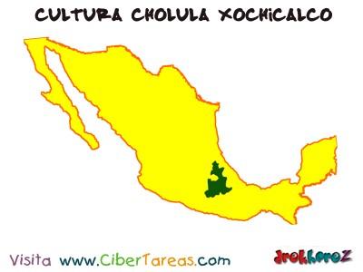 Cultura Cholula Xochicalco