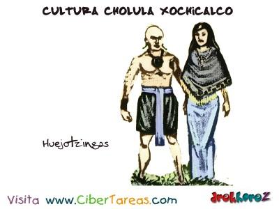 Huejotzingas-Cultura Cholula Xochicalco