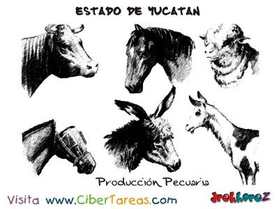 Produccion Pecuaria-Estado de Yucatan