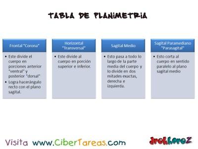 Tabla de Planimetria_Ciencias de la Salud_1