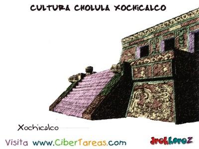 Xochicalco-Cultura Cholula Xochicalco