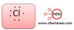 ejemplo de estructura de lewis 1