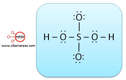 estructura lewis para compuestos covalentes