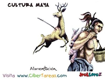 Alimentacion - Cultura Maya