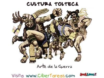 Arte de la Guerra - Cultura Tolteca