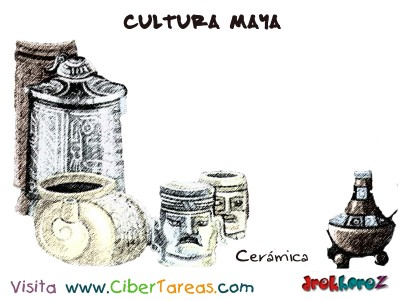 Ceramica - Cultura Maya