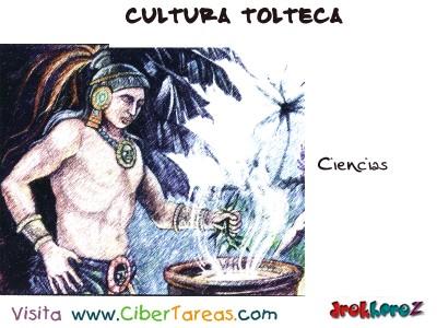 Ciencias - Cultura Tolteca