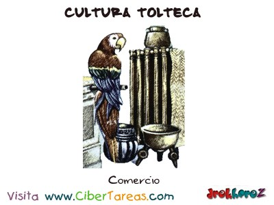Comercio - Cultura Tolteca