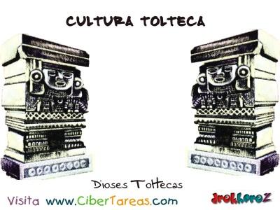 Dioses - Cultura Tolteca
