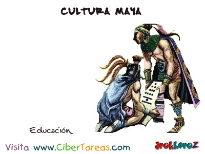 Educacion - Cultura Maya