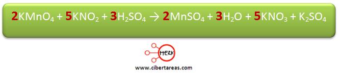 Ejemplo metodo de oxido reduccion quimica 11