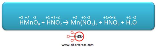 Ejemplo metodo de oxido reduccion quimica 14