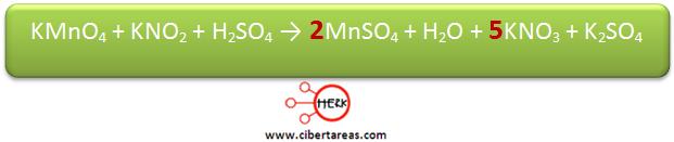 Ejemplo metodo de oxido reduccion quimica 7