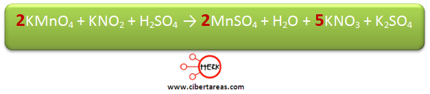 Ejemplo metodo de oxido reduccion quimica 8