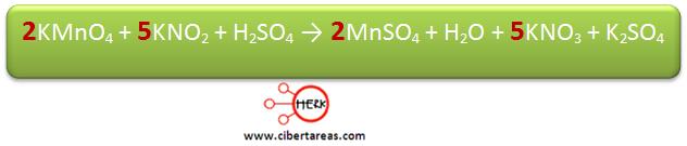 Ejemplo metodo de oxido reduccion quimica 9
