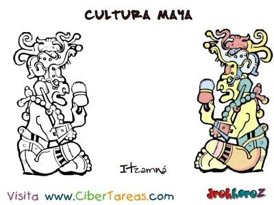 Itzamna - Cultura Maya