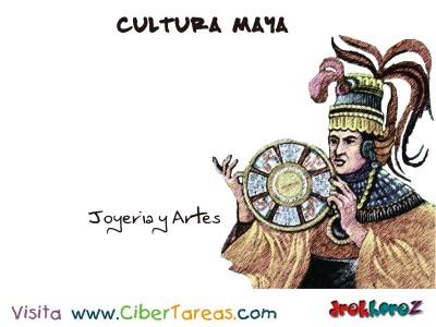 Joyeria y Artes - Cultura Maya