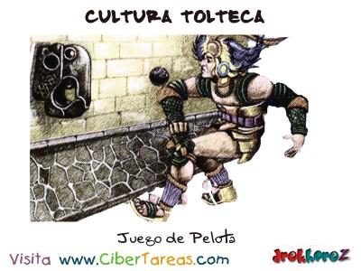 Juego de Pelota - Cultura Tolteca