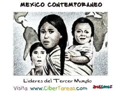 Lideres del Tercer Mundo - Mexico Contemporaneo
