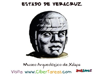 Museo Arqueológico de Xalapa - Estado de Veracruz