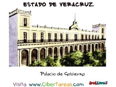 Palacio de Gobierno - Estado de Veracruz