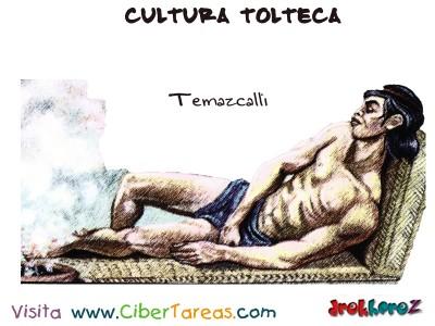 Temazcalli - Cultura Tolteca