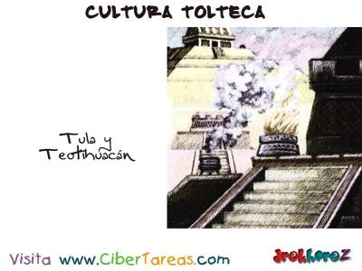 Tula y Teotihuacan - Cultura Tolteca