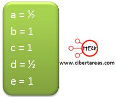 metodo algebraico balanceo ecuaciones quimicas ejemplo 5