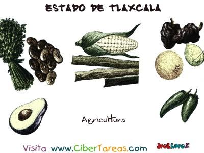 Agricultura - Estado de Tlaxcala