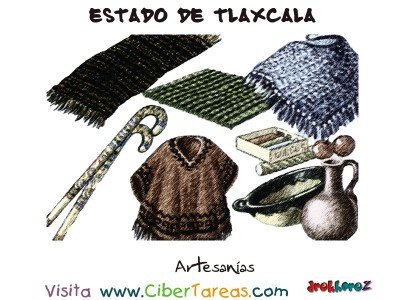 Artesanias - Estado de Tlaxcala