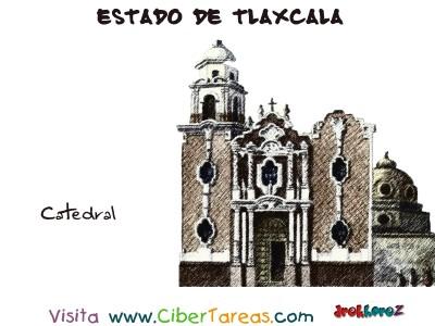 Catedral - Estado de Tlaxcala