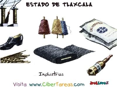 Industrias - Estado de Tlaxcala