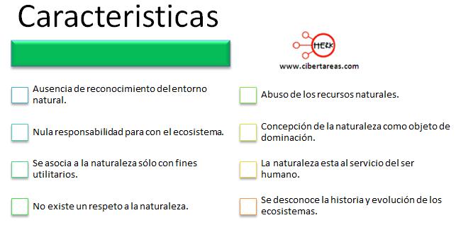 naturaleza caracteristicas mapa conceptual etica y valores