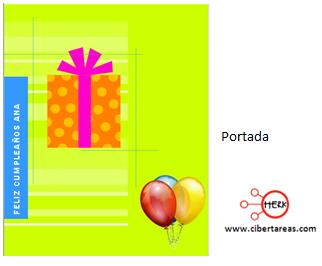publisher 2010 tarjeta de felicitacion ejemplo manual 2