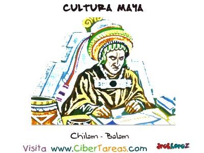 Chilam Balam - Cultura Maya