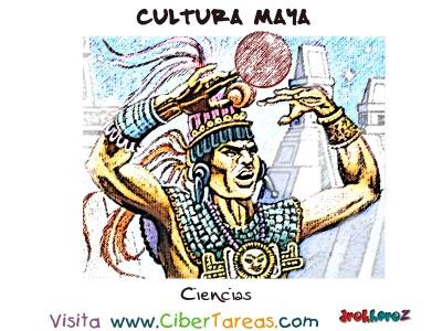 Ciencias - Cultura Maya