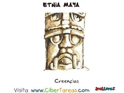 Creencias - Etnia Maya