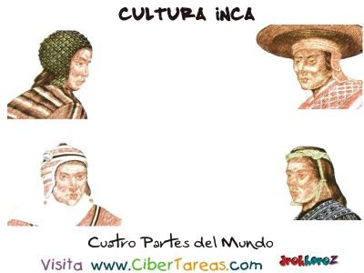 Cuatro Partes del Mundo - Cultura Inca